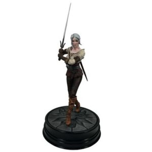 CIRI STATUETTE PVC - WITCHER 3 - WILD HUNT DARK HORSE - 20 CM - (1) -761568000269 - kingdom-figurine.fr