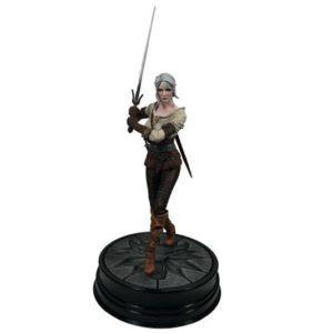 CIRI STATUETTE PVC - WITCHER 3 - WILD HUNT DARK HORSE - 20 CM - (1) -761568000269 - kingdom-figurine.fr