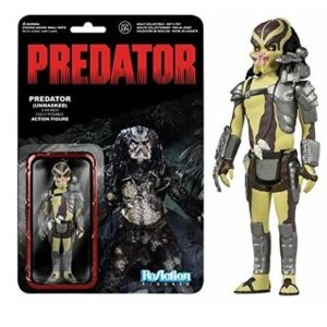 CLOSED MOUTH PREDATOR FIGURINE ARTICULÉE - PREDATORS - RE-ACTION - SUPER7 - 10 CM – 0 - 849803039387 – kingdom-figurine.fr