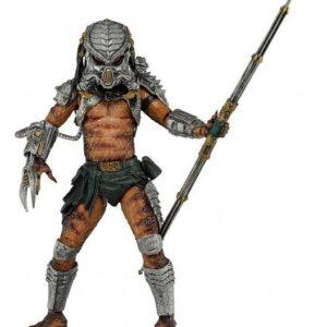 CRACKED TUSK PREDATOR FIGURINE ARTICULÉE - PREDATORS - SERIE 13 - NECA - 18 CM – 0 - 634482515105 – kingdom-figurine.fr