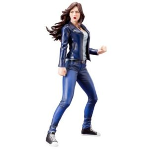 JESSICA JONES STATUETTE PVC - ARTFX+ - ÉCHELLE 1-10 - MARVEL'S THE DEFENDERS - KOTOBUKIYA - 18 CM – 4934054093465 – kingdom-figurine.fr