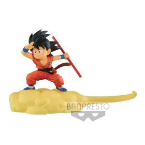 KITOUN SON GOKU ON FLYING NIMBUS - FIGURINE PVC - NORMAL COLOR VERSION - DRAGON BALL -BANPRESTO - 13 CM - 0 - BANP81019 – 3296580810192 – kingdom-figurine.fr