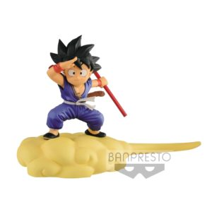 KITOUN SON GOKU ON FLYING NIMBUS - FIGURINE PVC - SPECIAL COLOR VERSION - DRAGON BALL -BANPRESTO - 13 CM - 0 - BANP81020 – 3296580810208 – kingdom-figurine.fr