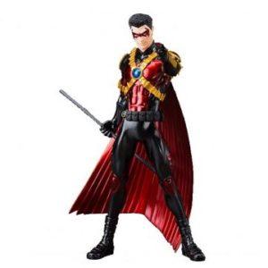 RED ROBIN STATUETTE PVC - ARTFX+ - ÉCHELLE 1- 10 - DC COMICS - THE NEW 52 - KOTOBUKIYA - 20 CM – 0 - 4934054902231 – kingdom-figurine.fr