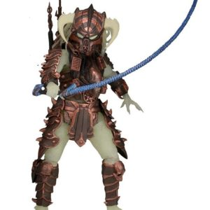 STALKER PREDATOR FIGURINE ARTICULÉE - GLOW IN THE DARK - PREDATORS SERIE 16 - NECA - 18 CM – 2 - 634482515341 – kingdom-figurine.fr_LI