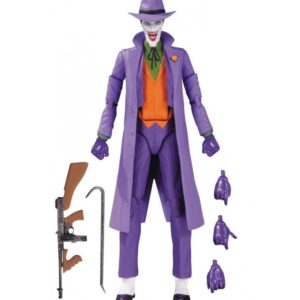 THE JOKER FIGURINE ARTICULÉE - DC COMICS ICONS - (DEATH IN THE FAMILY) - DC COLLECTIBLES - 15 CM - 0 - DCCNOV150323 – 761941336183 – kingdom-figurine.fr