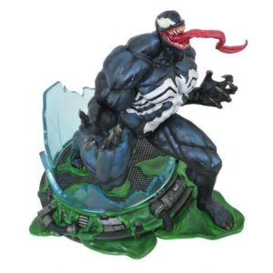 VENOM STATUETTE RÉSINE - MARVEL PREMIER COLLECTION - DIAMOND SELECT TOYS - 30 CM - 0 - DIAMJUL172797 – 699788816479 - kingdom-figurine.fr
