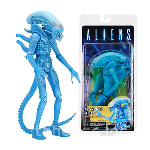 WARRIOR ALIEN FIGURINE ARTICULÉE - ALIENS (KENNER) - SERIE 11 - NECA - 18 CM – (1) - 634482516348 – kingdom-figurine.fr