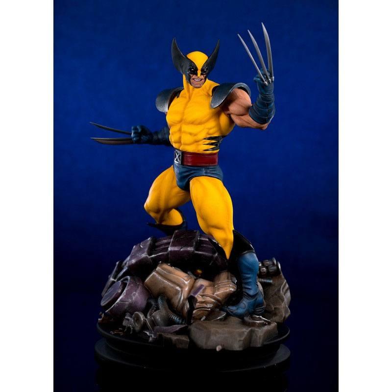 Statue résine de Wolverine