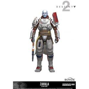 ZAVALA FIGURINE ARTICULÉE - DESTINY 2 - Mc FARLANE TOYS - 18 CM - 0 - MCF13043-0 – 787926130430 – kingdom-figurine.fr