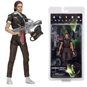 Alien ReAction Figures-Sélectionner de Ripley Dallas Kane