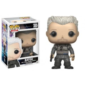 BATOU FIGURINE - GHOST IN THE SHELL - FUNKO - POP MOVIES 385 – 889698124058 – kingdom-figurine.fr