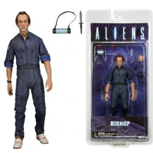 BISHOP FIGURINE ARTICULÉE - ALIENS - SERIE 3 - NECA - 17 CM – (0) - 634482513781 – kingdom-figurine.fr