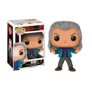 BOB FIGURINE - TWIN PEAKS - FUNKO - POP TELEVISION 449 – 889698126984 – kingdom-figurine.fr