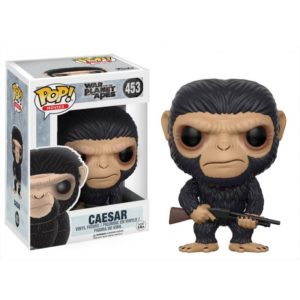 CAESAR FIGURINE - WAR FOR THE PLANET OF THE APES - FUNKO - POP MOVIES 453 – 889698142823 – kingdom-figurine.fr