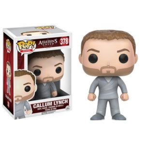 CALLUM LYNCH FIGURINE - ASSASSIN'S CREED - FUNKO - POP MOVIES 378 – 889698115339 – kingdom-figurine.fr