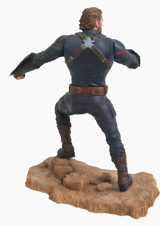 Marvel Select Avengers 3 Capitaine America Figurine