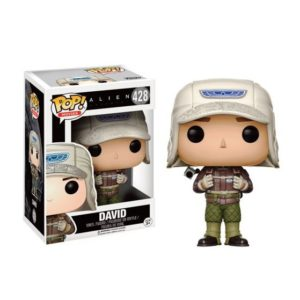 DAVID FIGURINE - ALIEN COVENANT - FUNKO - POP MOVIES 428 – 889698130950 – kingdom-figurine.fr