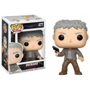 DECKARD FIGURINE VINYLE - BLADE RUNNER 2049 - FUNKO - POP MOVIES 477 – 889698215893 – kingdom-figurine.fr