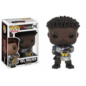 DEL WALKER FIGURINE - GEARS OF WAR - FUNKO - POP GAMES 116 – 889698106399 – kingdom-figurine.fr