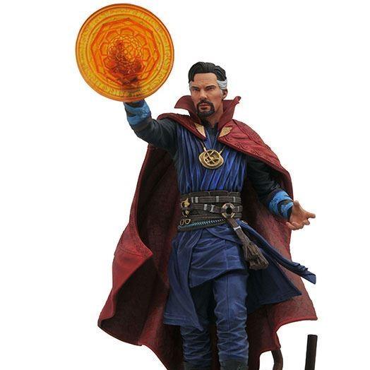 DOCTOR STRANGE STATUE - AVENGERS INFINITY WAR - MARVEL GALLERY - DIAMOND SELECT TOYS - 23 CM – (1) - 699788828625 – kingdom-figurine.fr