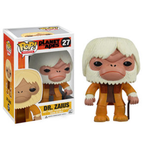 DR. ZAIUS FIGURINE VINYLE - PLANET OF THE APES FUNKO - POP MOVIES 27 – 830395031460 – kingdom-figurine.fr