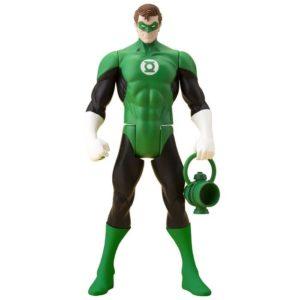 GREEN LANTERN CLASSIC COSTUME STATUE - PVC ARTFX+ - SUPER POWERS - DC COMICS - KOTOBUKIYA - 20 CM – (0) - 4934054902255 – kingdom-figurine.fr