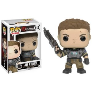 JD FENIX FIGURINE - GEARS OF WAR - FUNKO - POP GAMES 114 – 889698106368 – kingdom-figurine.fr