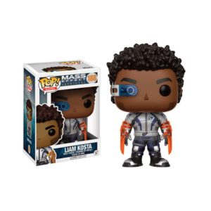 LIAM COSTA FIGURINE VINYLE - MASS EFFECT ANDROMEDA - FUNKO - POP GAMES 188 – (1) - 889698123105 – kingdom-figurine.fr