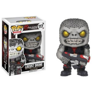 LOCUST DRONE FIGURINE - GEARS OF WAR - FUNKO - POP GAMES 117 – 889698103008 – kingdom-figurine.fr