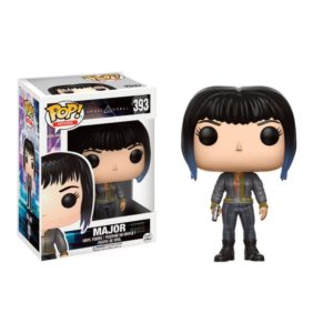 MAJOR FIGURINE - GHOST IN THE SHELL - EXCLU - FUNKO - POP MOVIES 393 – 889698133418 – kingdom-figurine.fr