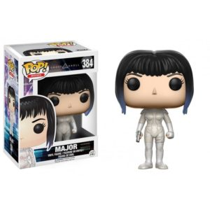MAJOR FIGURINE - GHOST IN THE SHELL - FUNKO - POP MOVIES 384 – 889698124041 – kingdom-figurine.fr