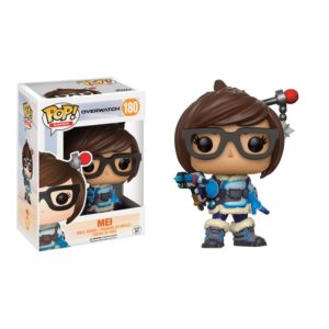 MEI FIGURINE - OVERWATCH - FUNKO - POP GAMES 180 – 889698130851 – kingdom-figurine.fr