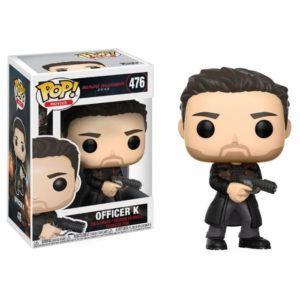 OFFICER K FIGURINE VINYLE - BLADE RUNNER 2049 - FUNKO - POP MOVIES 476 – 889698215541 – kingdom-figurine.fr