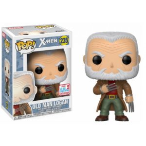 OLD MAN LOGAN FIGURINE - MARVEL X-MEN - EXCLUSIVE NYCC 2017 - FUNKO - POP 235 – 889698210676 – kingdom-figurine.fr