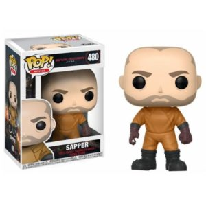 SAPPER FIGURINE VINYLE - BLADE RUNNER 2049 - FUNKO - POP MOVIES 480 - 889698215961 – kingdom-figurine.fr