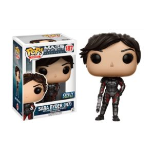 SARA RYDER (N7) FIGURINE - MASS EFFECT ANDROMEDA - EXCLU - FUNKO - POP GAMES 187 - 889698129305 - kingdom-figurine.fr