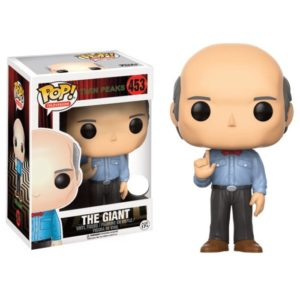 THE GIANT FIGURINE VINYLE - TWIN PEAKS - FUNKO - POP TELEVISION 453 – 889698127004 – kingdom-figurine.fr