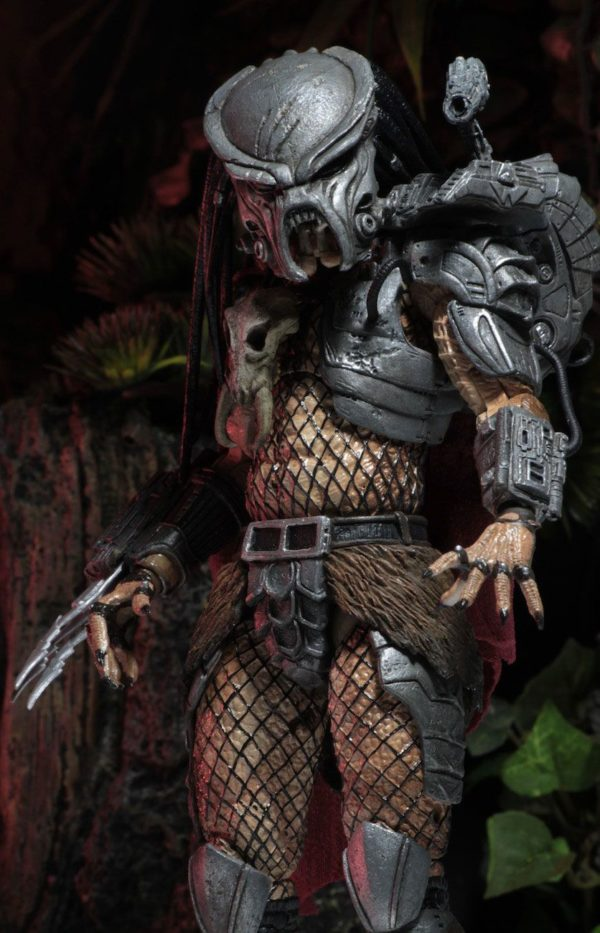 ULTIMATE AHAB PREDATOR FIGURINE ARTICULÉE- ULTIMATE VERSION SDDC 2014 - PREDATOR - NECA - 20 CM – (4) - 634482515693 – kingdom-figurine.fr
