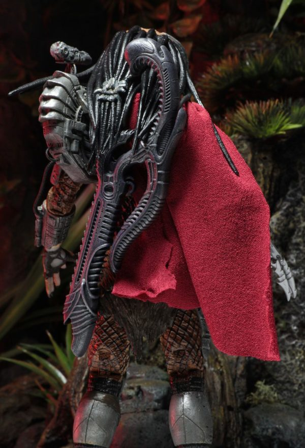 ULTIMATE AHAB PREDATOR FIGURINE ARTICULÉE- ULTIMATE VERSION SDDC 2014 - PREDATOR - NECA - 20 CM – (5) - 634482515693 – kingdom-figurine.fr