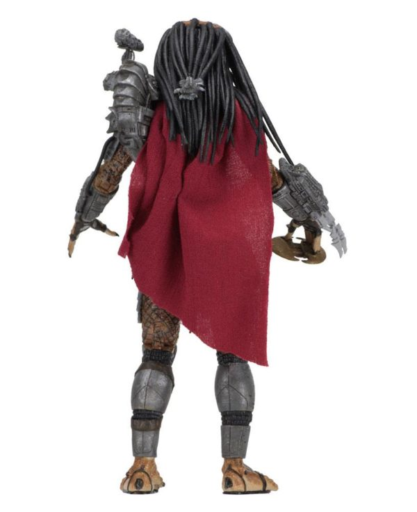 ULTIMATE AHAB PREDATOR FIGURINE ARTICULÉE- ULTIMATE VERSION SDDC 2014 - PREDATOR - NECA - 20 CM – (6) - 634482515693 – kingdom-figurine.fr