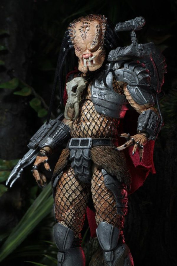 ULTIMATE AHAB PREDATOR FIGURINE ARTICULÉE- ULTIMATE VERSION SDDC 2014 - PREDATOR - NECA - 20 CM – (8) - 634482515693 – kingdom-figurine.fr