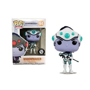 WIDOWMAKER FIGURINE - OVERWATCH - EXCLU - FUNKO - POP GAMES 94 – (1) -889698267694 – kingdom-figurine.fr