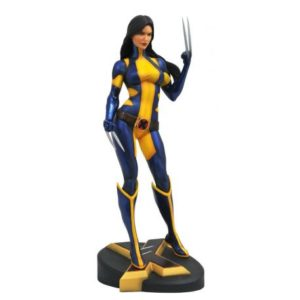 X-23 UNMASKED STATUETTE - MARVEL GALLERY - SDCC 2018 - DIAMOND SELECT TOYS - 23 CM – (1) - 699788824641 – kingdom-figurine.fr