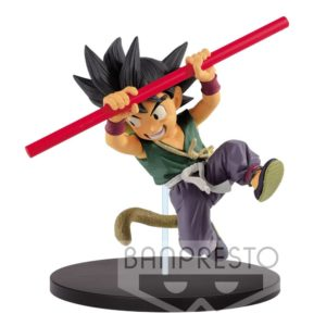 YOUNG SON GOKU FIGURINE - DRAGON BALL - SON GOKU FES VOL. 7 - BANPRESTO - 15 CM – 3296580813230 – kingdom-figurine.fr