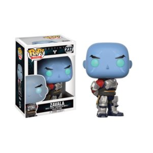 ZAVALA FIGURINE - DESTINY - FUNKO - POP GAMES 237 – 889698203630 – kingdom-figurine.fr