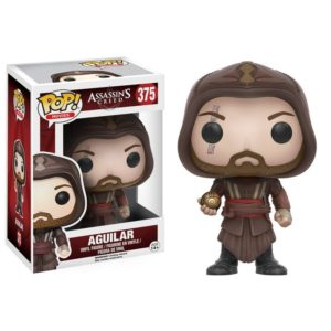 AGUILAR FIGURINE - ASSASSIN'S CREED - FUNKO - POP MOVIES 375 – 889698115308 – kingdom-figurine.fr