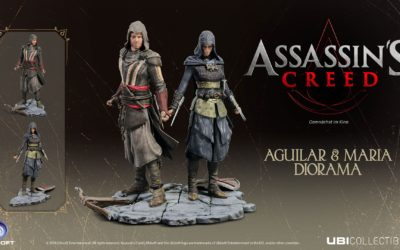 Assassin's Creed : une sélection de figurines