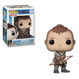 ALTREUS FIGURINE - GOD OF WAR - FUNKO - POP GAMES 270 – 889698270328 – kingdom-figurine.fr