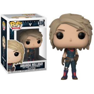 AMANDA HOLLIDAY FIGURINE – DESTINY – FUNKO - POP GAMES 338 – 889698301077 – kingdom-figurine.fr